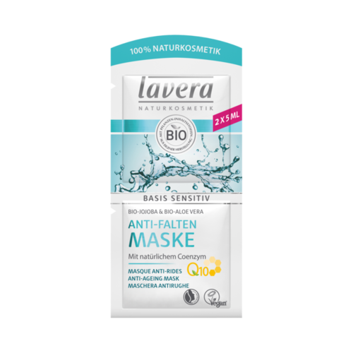 Basis Sensitiv ANTI-FALTEN MASKE Q10