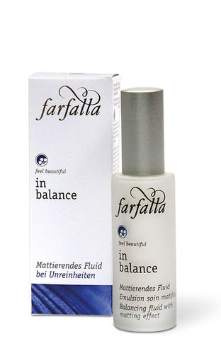 In Balance, Mattierendes Fluid 30ml
